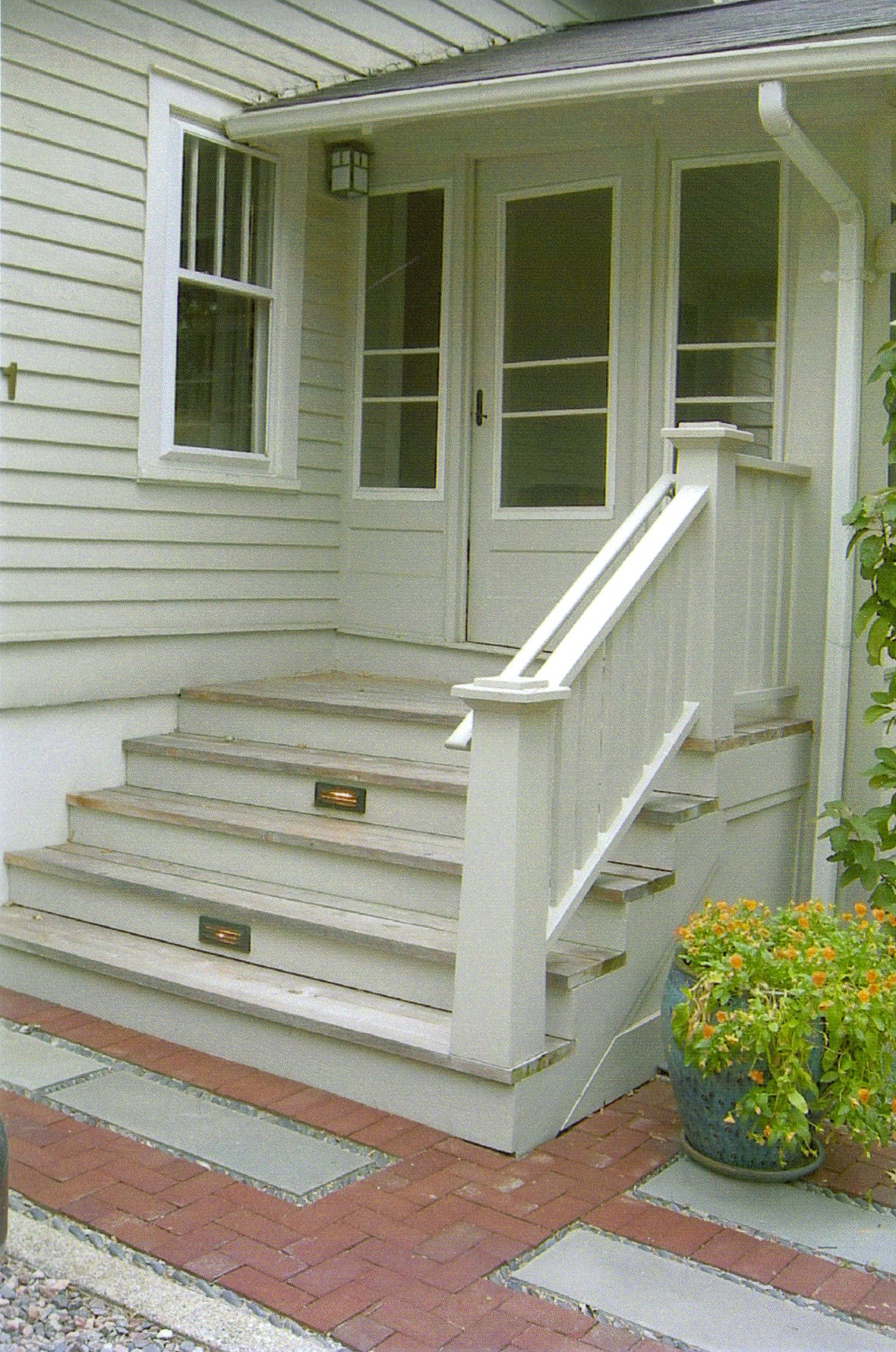 Bungalow stair railings on pinterest bungalows bungalow porch and victorian porch - Porch design ideas ...